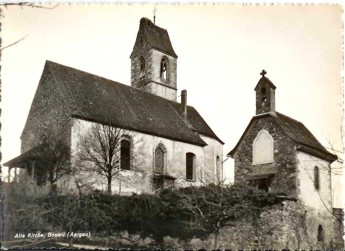 Alte kirche Odilo Kappelle